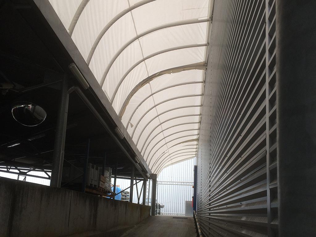 Architectures-textiles