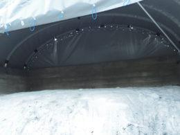 sel, couverture de cale à sel, hiver, salage, salage de route, sel pour salage de route